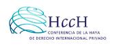 Conferencia de la Haya de Derecho Internacional Privado